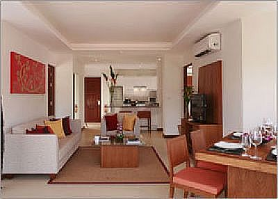 Apartment in Dewa Resort, Nai Yang Beach
