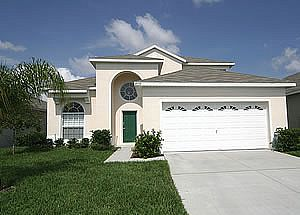 Windsor Palms - Villa in Kissimmee, Orlando Disney Area