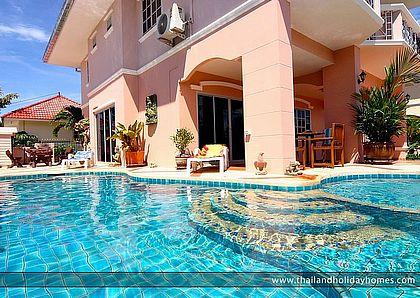 Baan Nomella 138/81 - Villa in Pattaya, Chon Buri Province