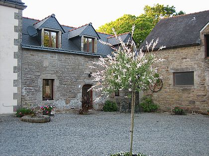 Le Cleuziou Holiday Cottages - Cottage in Le Faouet, Morbihan