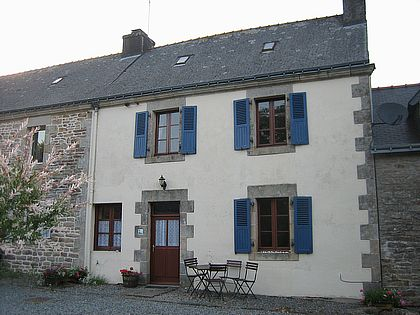Le Cleuziou Holiday Cottages - Le Faouet, Morbihan Cottage
