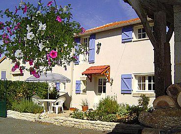 Le Manoir de La Foye, Portail - Cottage in Aulnay, Charente Maritime