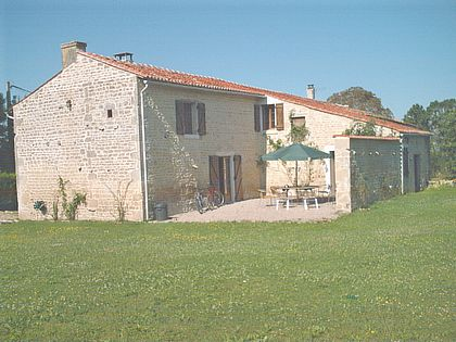 Farmhouse in Aulnay, Charente Maritime