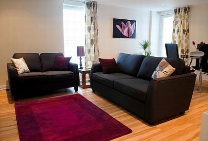 Apartment in Glasgow, Lanarkshire/Glasgow