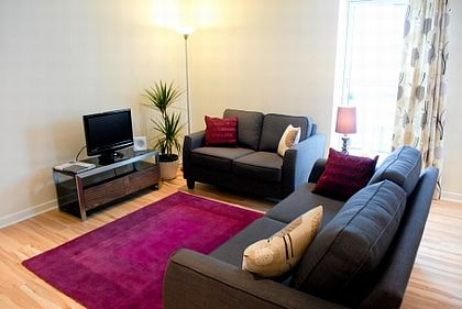 Glasgow, Lanarkshire/Glasgow Apartment