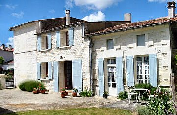 House in Saintes, Charente Maritime