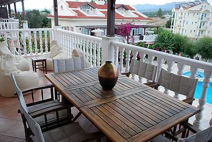 Apartment in Calis Beach, Fethiye
