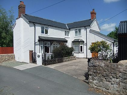 Cottage in Oswestry, Powys