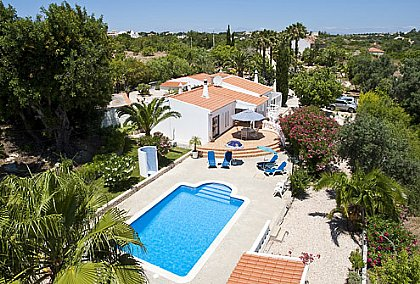 Villa in Carvoeiro, Central Algarve