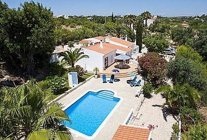 Algarve Vila Maria - Villa in Carvoeiro, Central Algarve
