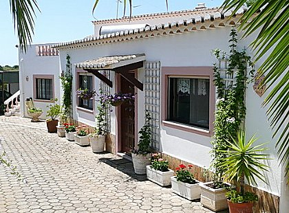 Cottage in Praia da Luz, West Algarve