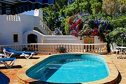 Praia da Luz, West Algarve Cottage