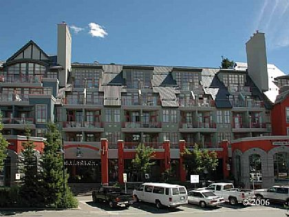 Condo in Village North, Whistler