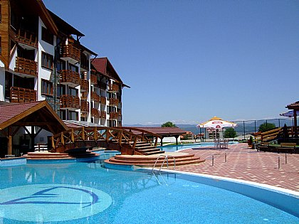 Belvedere Holiday Club, Bansko Apartment