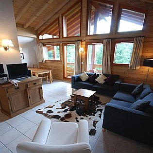 Apartment in Morillon, Grand Massif, Haute-Savoie