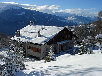 Domaine de la Baronne - Chalet in Crans-sur-Sierre, Crans Montana, Valais/Swiss Alps