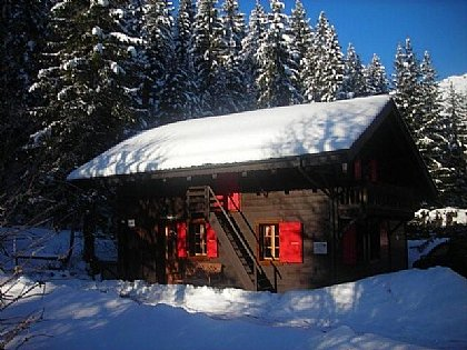 Chalet Sam Suphy - Chalet in Morgins, Swiss Portes du Soleil, Valais/Swiss Alps
