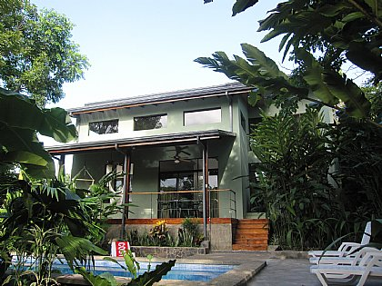 Casa Bosque Verde - House in Manuel Antonio