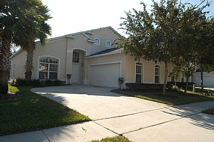 Villa in Hampton Lakes, Davenport, Orlando Disney Area