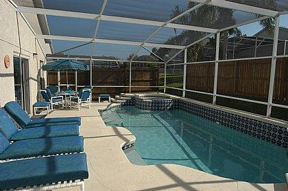 Aquilo House - Hampton Lakes, Davenport, Orlando Disney Area Villa