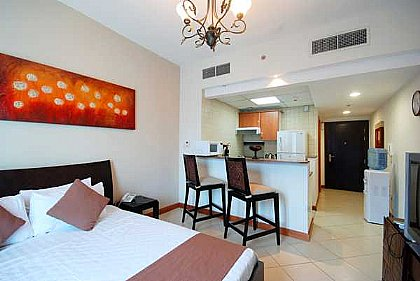 Studio Apartment In Marina Walk Alpha Holiday Lettings