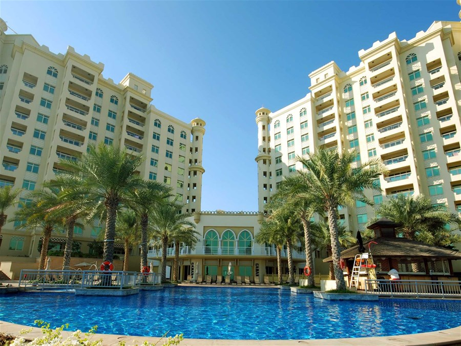 3 Bedroom Apartment In The Palm Jumeirah Alpha Holiday