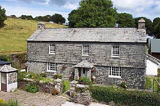 Farmhouse in St. Clether, Launceston, Cornwall
