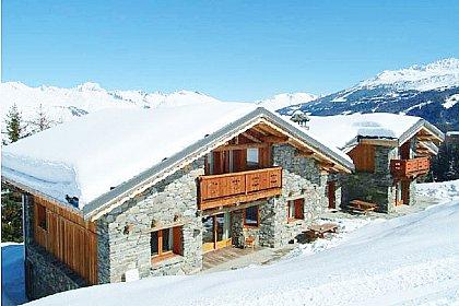 Chalet Renard - Chalet in Les Coches, La Plagne, Savoie