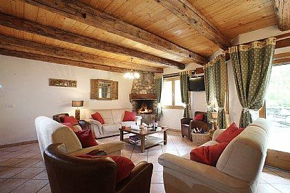 Chalet Renard - Les Coches, La Plagne, Savoie Chalet