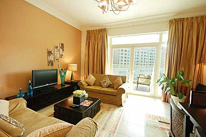 68821 - Apartment in The Palm Jumeirah