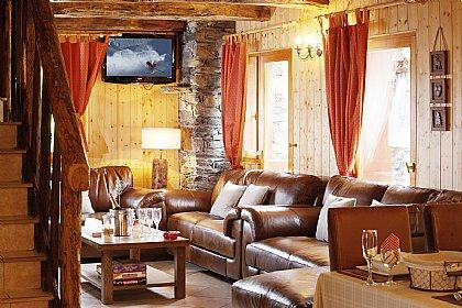 Chalet Castor - Les Coches, La Plagne, Savoie Chalet