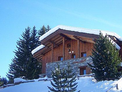 Chalet Ancolies Lodge - Chalet in Les Coches, La Plagne, Savoie