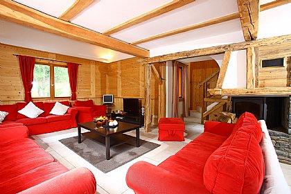 Chalet Ancolies Lodge - Les Coches, La Plagne, Savoie Chalet