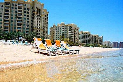 Luxurious 1 Bedroom Sline Apartment In Dubai Palm Jumeirah Island