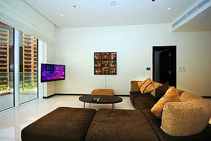 Tiara Residences Aquamarine 1 Bedroom Apartment On Palm Island Dubai