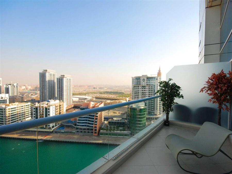 Luxury 2 Bedroom Apartment For Rent In Dorra Bay Dubai Marina