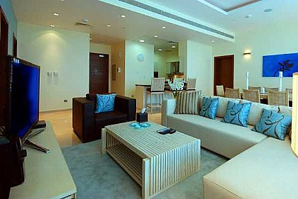 The Palm Jumeirah Apartment