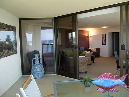 Sails On Blue lagoon - Coolangatta, Gold Coast, Brisbane and Moreton Apartment