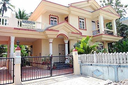 Palmgrove villa - Villa in Benaulim Beach, Benaulim, Goa