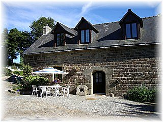 Chestnut cottage - Cottage in Langoelan, Morbihan