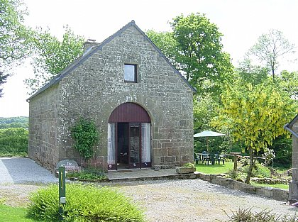 Granary - Cottage in Langoelan, Morbihan