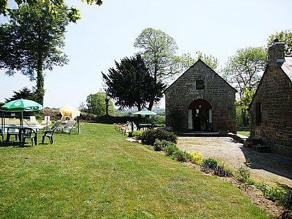 Granary - Langoelan, Morbihan Cottage