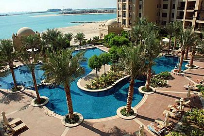 Beautiful 2 Bedroom Apartment For Rent In Fairmont Residences With Sea Views