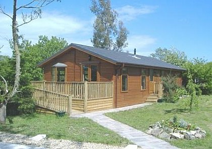 Otters Lodge Cabin