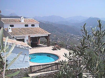 Finca Lagarillo - Villa in Competa