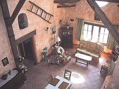 Finca Lagarillo - Competa Villa