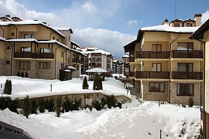 Top Lodge, Bansko Apartment