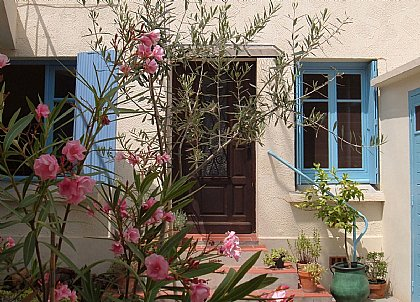 House in Olonzac, Herault