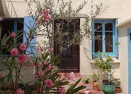 Les Rossignols - House in Olonzac, Herault