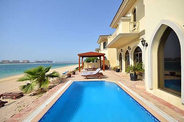 Villa in Palm Jumeirah Villas, The Palm Jumeirah